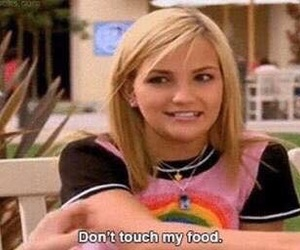 food, zoey 101, and funny image