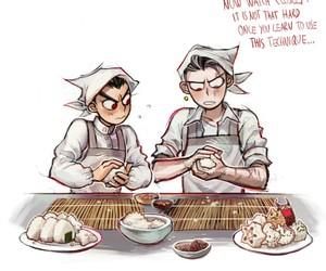 gundam, tanaka, and ishimaru image