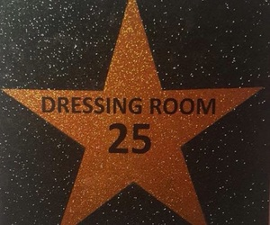 25, Adele, and dressing room image