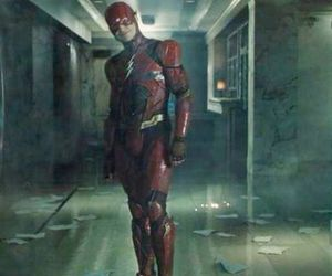 flash, barry allen, and dc comics image
