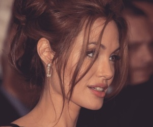 Angelina Jolie, beauty, and woman image