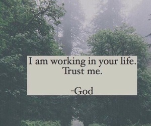 god, life, and quote image