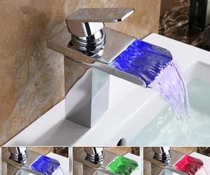 bathroom sink tap image