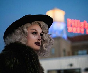 beautiful, drag queen, and max malanaphy image