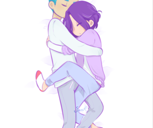 boy and fnafhs image