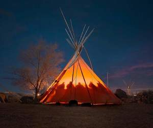 standing rock and water protectors image