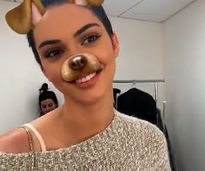 beautiful, girl, and kendall jenner image