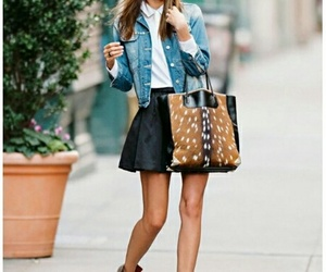fashion, miranda kerr, and style image