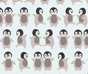 penguin, wallpaper, and cute image