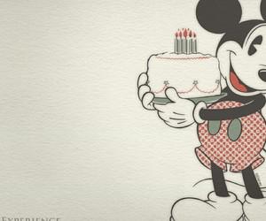 birthday, disney, and mickey image