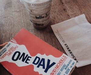 coffee, frappuccino, and one day image