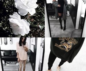 fall fashion, fashion blogger, and ootd image