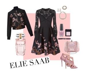 elie saab, fashion, and mine image