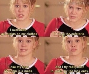 disney, Hilary Duff, and lizzie mcguire image