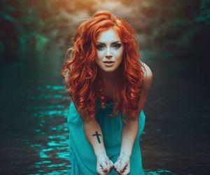 beautiful, hair, and fantasy image