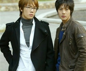 pjm, khj, and kimhyunjoong image
