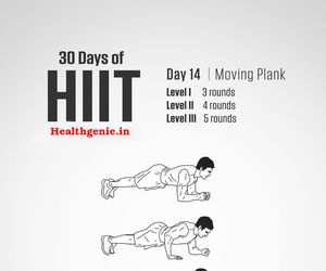 fitness, workout, and hiit workout image