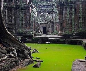 adventure, asia, and explore image