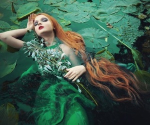 green, beautiful, and Dream image