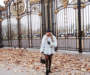 autumn, chic, and fashion image