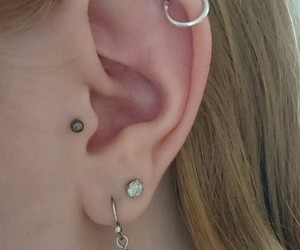 ear, feather, and helix image