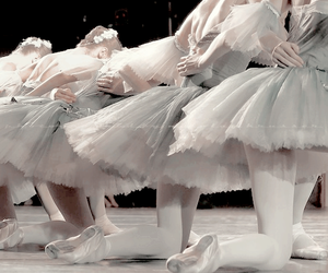 alternative, ballet, and colors image