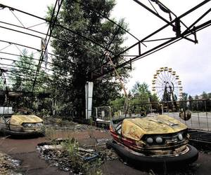 abandoned, groove, and chernobyl image