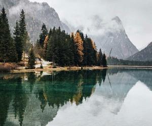 travel, wanderlust, and lake image