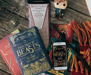 book, books, and harry potter image