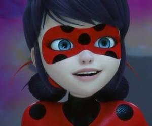 ladybug, miraculous, and marinette image