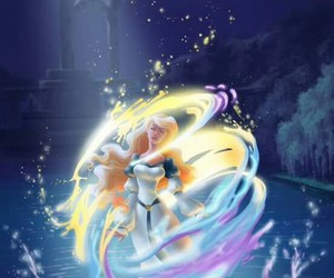 Odette and the swan princess image