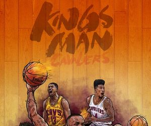 Basketball, NBA, and cleveland cavaliers image