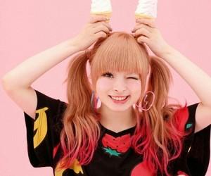 kyary pamyu pamyu, kawaii, and hair image