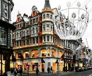 beautiful, christmas, and cities image
