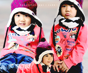 baby, korean, and ulzzang image