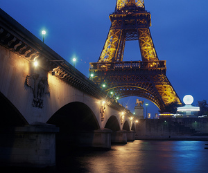 architecture, closer, and eiffel tower image