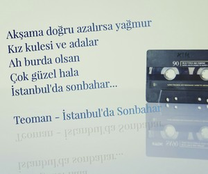müzik, teoman, and türkçe sözler image