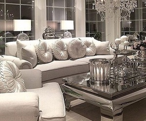 living room, decoration, and home image