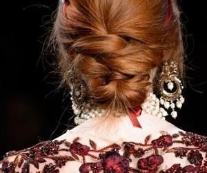 christmas, hairstyles, and princess image