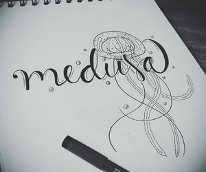 draw, lettering, and caligraphy image
