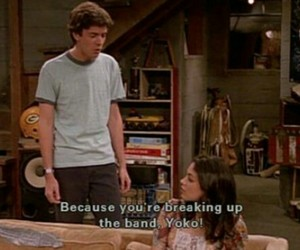 that 70s show, funny, and the beatles image