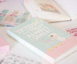 book, pastel, and kawaii image