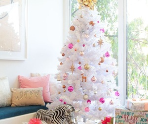 bright, chic, and christmas image