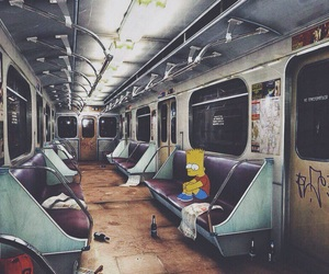 bart simpson, sad, and picture & fhoto image