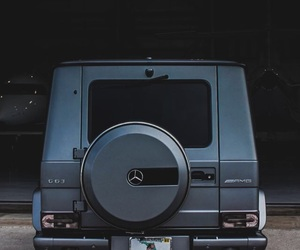 car, mercedes, and love image