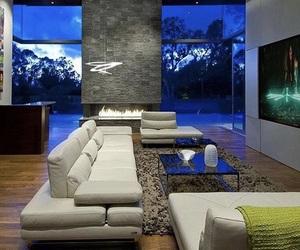 interior design, luxury, and room image