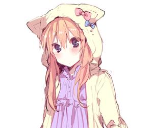 anime girl, art, and kawaii image
