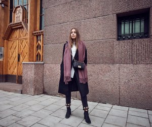 kenza zouiten, fashion, and outfit image