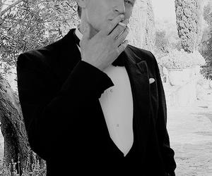 cigarette, Colin Firth, and film image
