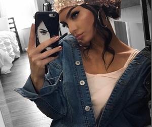 kurdish girl, evon wahab, and make up by evon image
